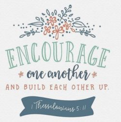 Spread the Love Friday – Build Each Other Up