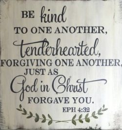 Forgiveness Thursday – Come to God's Table
